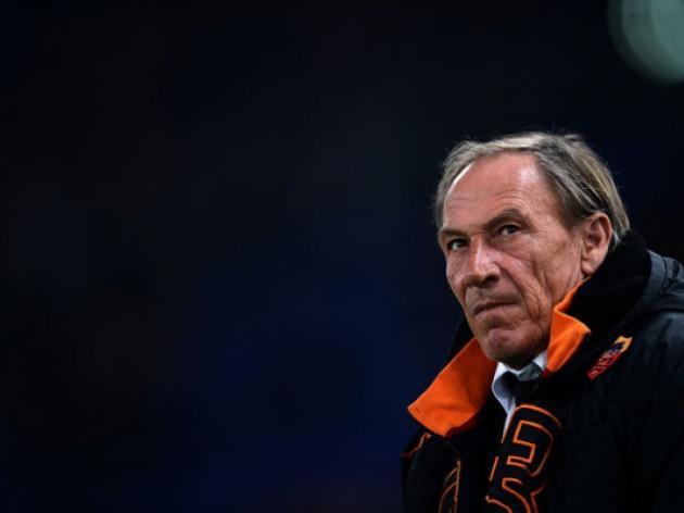 Roma sack coach Zeman