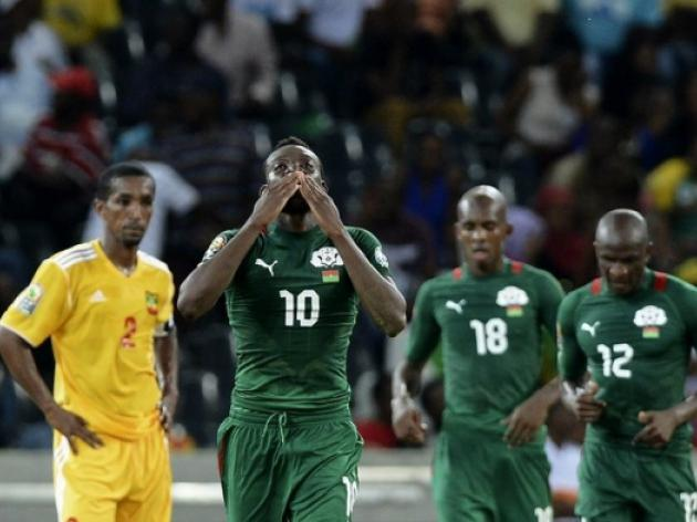 Minnows Burkina Faso, Togo on threshold of semis