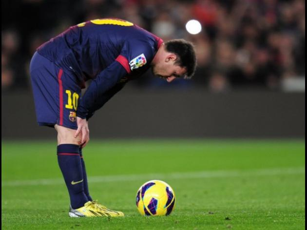 scientist say Messi's agility is all in the mind