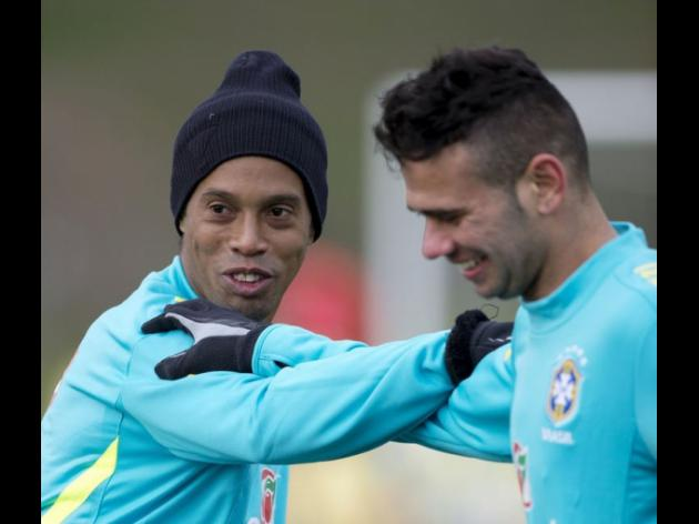 Ronaldinho surprised by Brazil recall