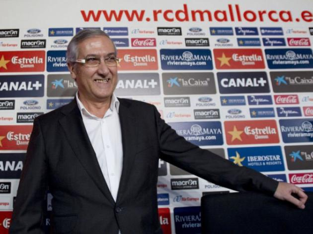 Manzano bullish on Mallorca survival chances