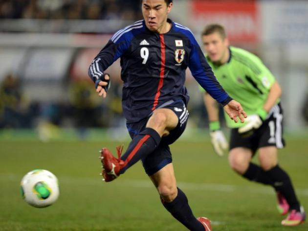 Japan beat Latvia 3-0 in season opener