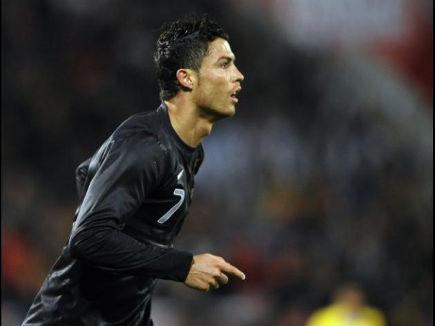 Madrid's Ronaldo itching to face former club Man United