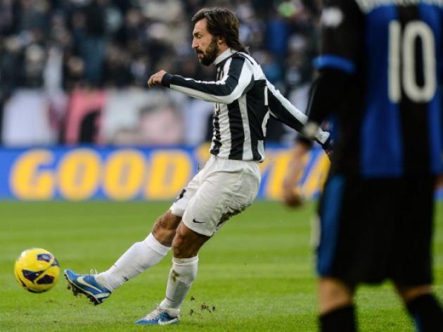 Pirlo a doubt for Juve v Fiorentina