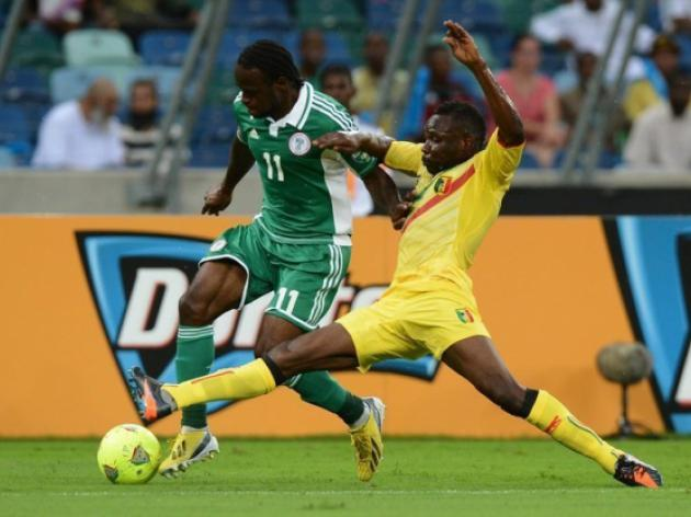 Moses starts for Nigeria, Emenike out: report