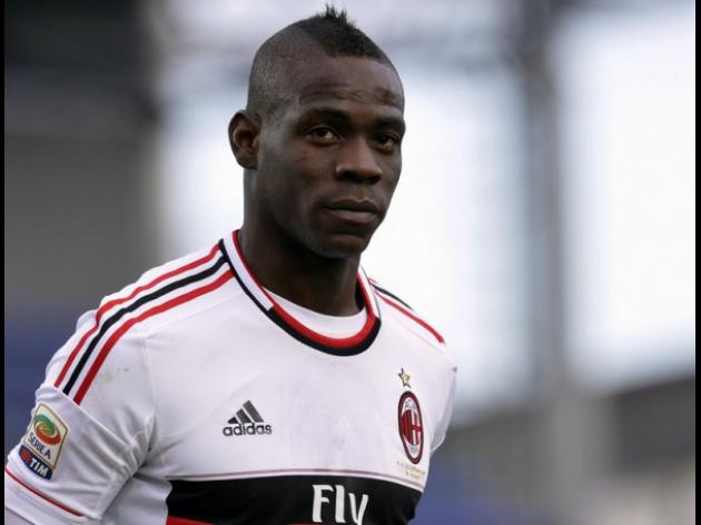 Moratti calls on racists not to target Balotelli