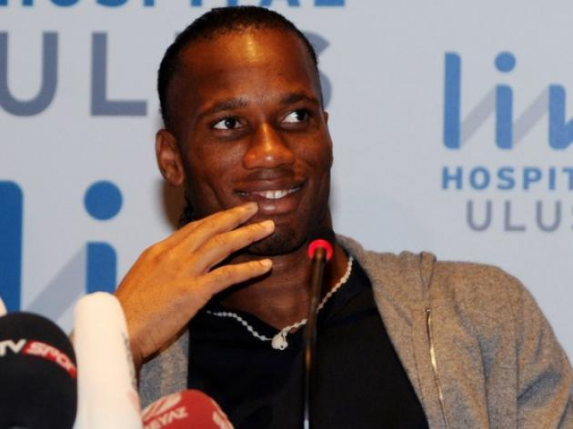 Drogba gets green light for Galatasaray