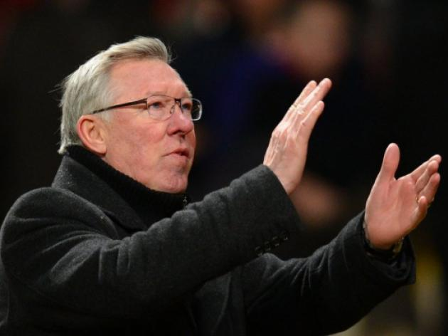 Sir Alex Ferguson says 'patience key to United youth policy'