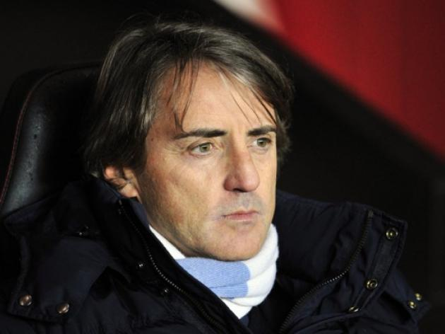 Mancini wary of FA Cup giantkillers Leeds