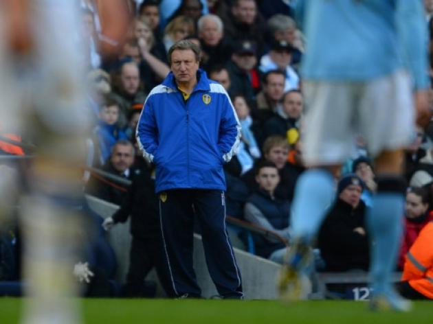 Ill go if they want me to - Leeds boss Warnock