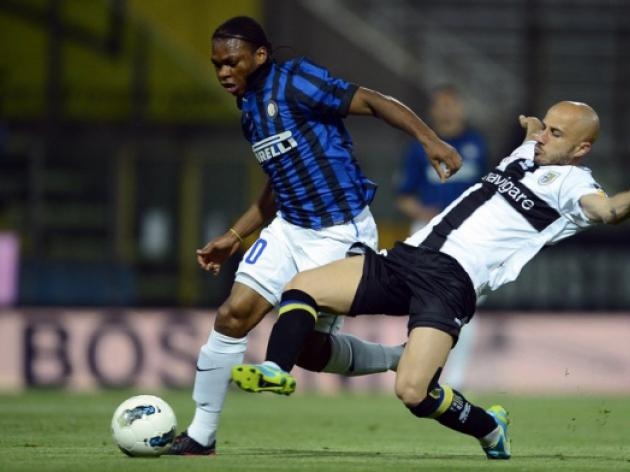 Inter Milan star Joel Obi Chukwuma burgled in Milan