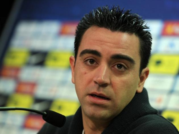 Barca capable of Milan comeback says Xavi