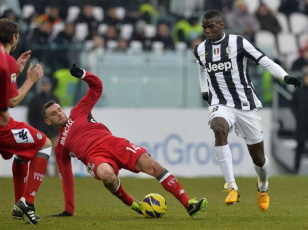 Juve move seven points clear
