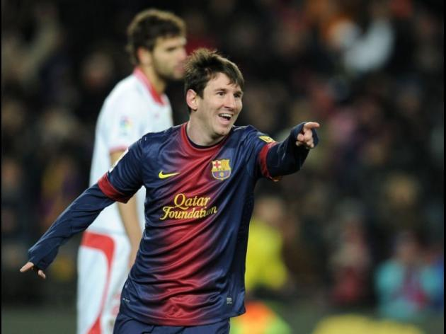 Messi rallies Barcelona ahead of Clasico showdown