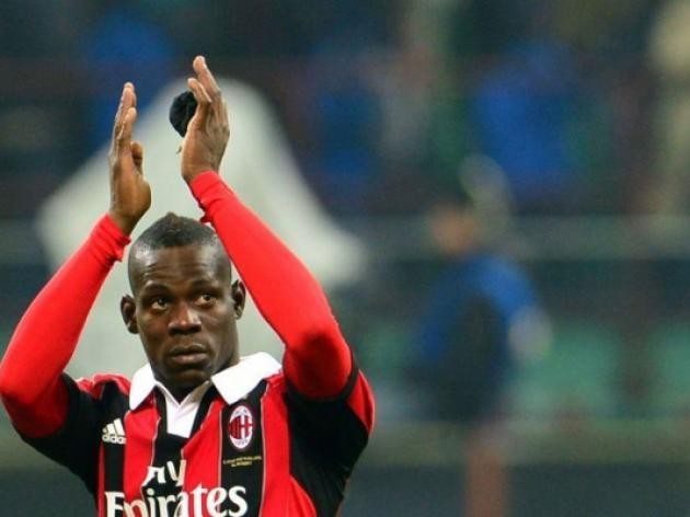 Milan praise Balotelli resolve in face of racism