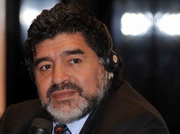 Maradona slams FIFA bribes