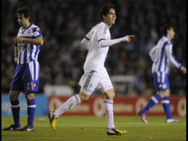Kaka, Villa await chance in Spanish Cup Clasico