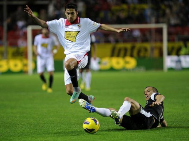 Sevillas Navas desperate for Copa success