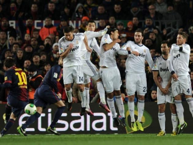 Clasico result fires Real Madrid's European hopes