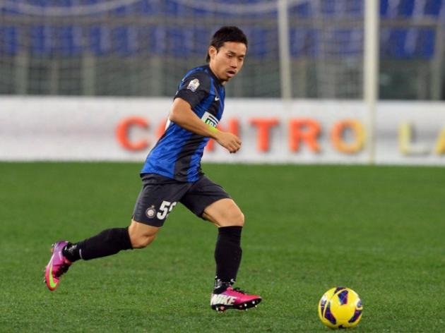 Inter Milan's Yuto Nagatomo may be out for rest of season