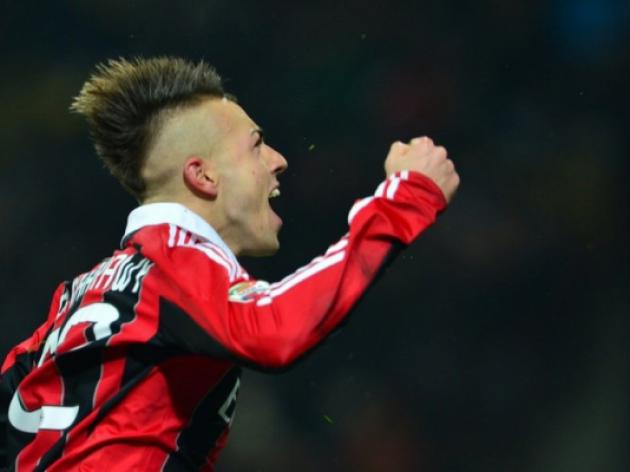 El Shaarawy extends Milan stay until 2018
