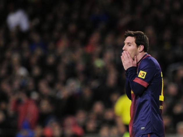 Cut Messi some slack, says Barcelona assistant coach Roura