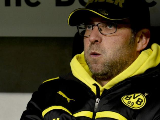 Bayern and Dortmund coaches enter war of words over copycats jibe
