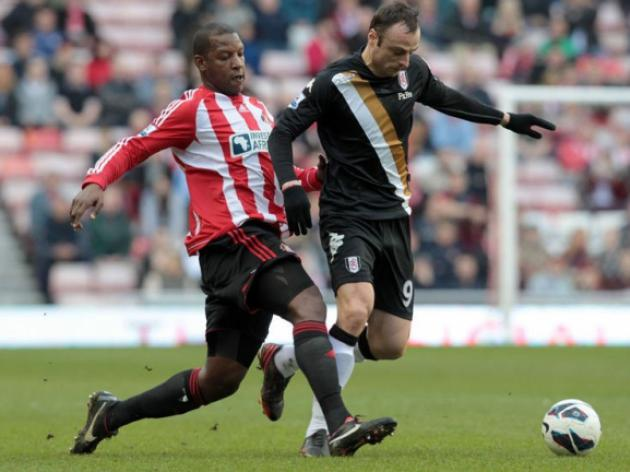 Sunderland fight back to frustrate Fulham