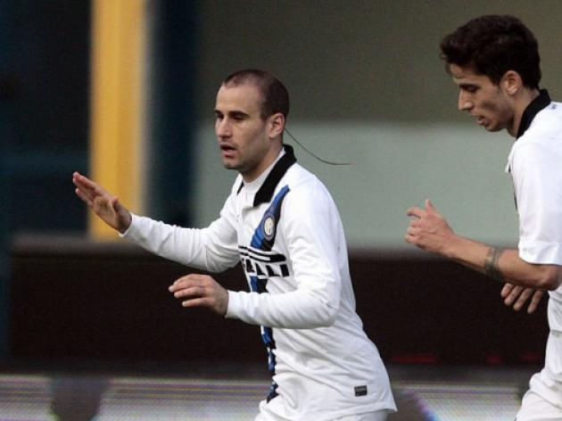 Palacio at the double to rescue Inter