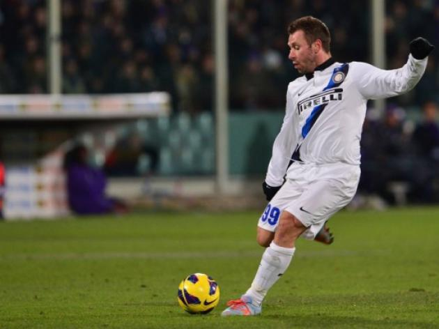 Feud over as Stramaccioni recalls Cassano