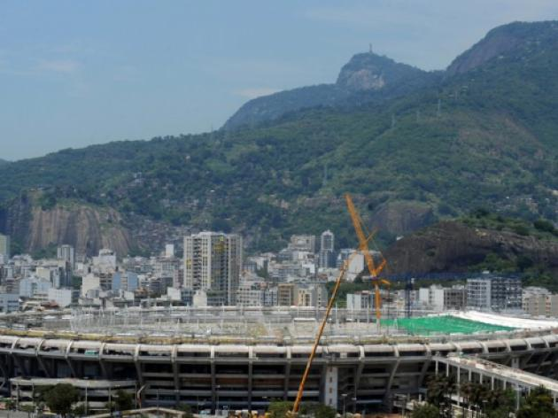 FIFA allays concerns over Maracana