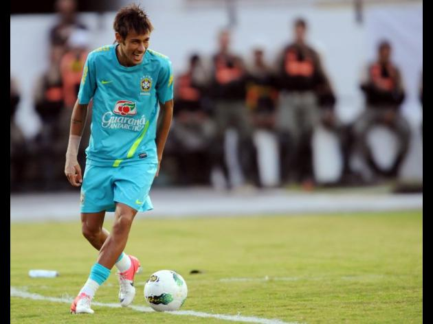 Neymar has no preference over Spanish move