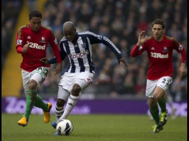 West Brom 1-1 Newcastle: Match Report