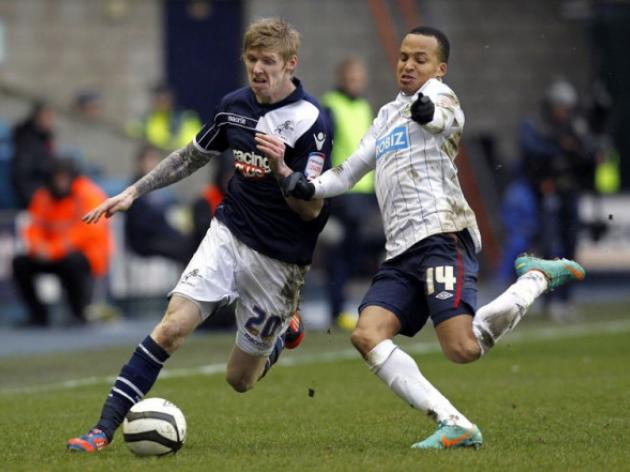 Rovers hold Millwall in Cup stalemate