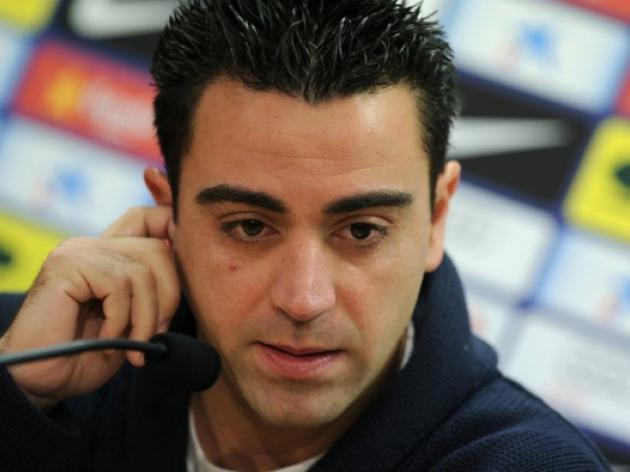Xavi passed fit for Milan clash