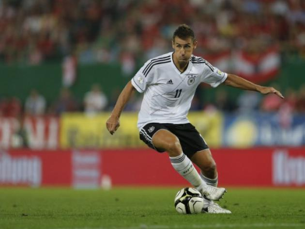 Germanys Klose ready to break records in Brazil