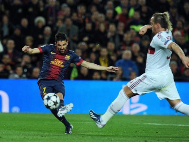 Busquets hails Villa impact