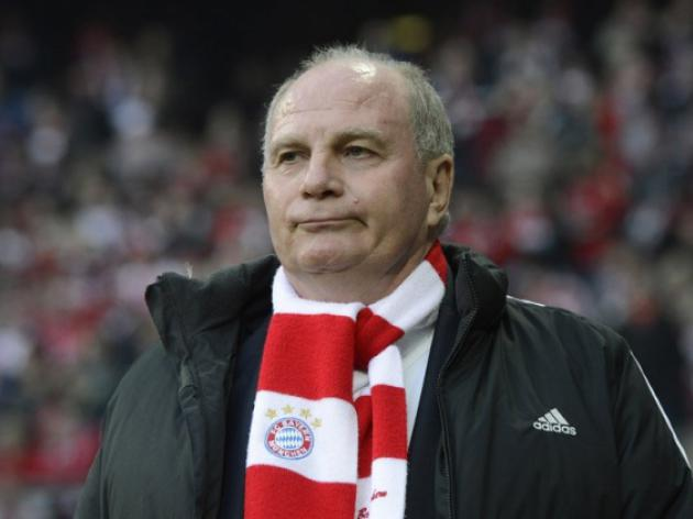 Bayern are playing like rubbish, fumes Hoeness