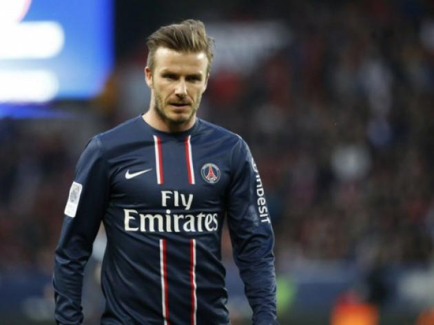 Beckham to take up China role next week