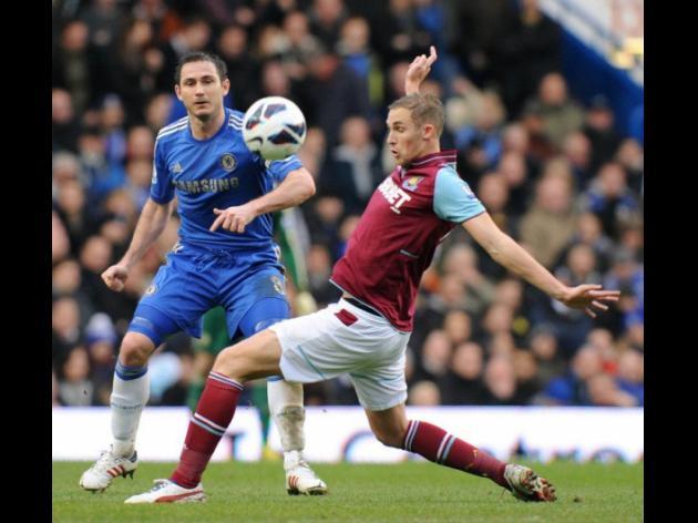 Ugly scenes cant ruin Lampard milestone, says Benitez