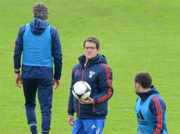 Capello sees Belfast as Russias toughest test