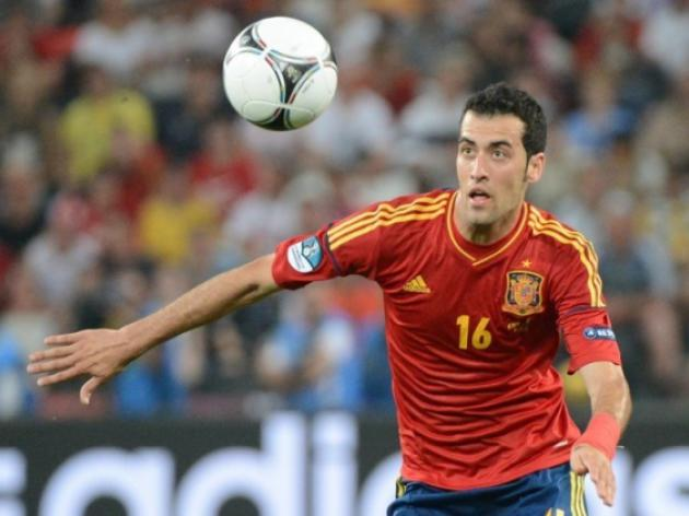France game key to qualification - Busquets