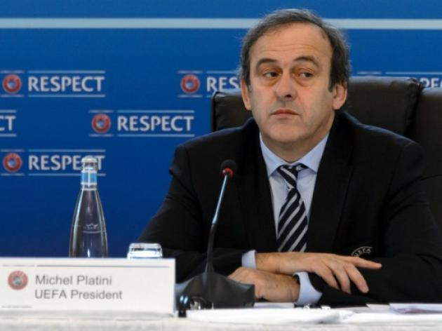 Platini defends aptly-named Euro 2020