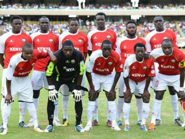 Kenya rage at Nigerian World Cup school welcome