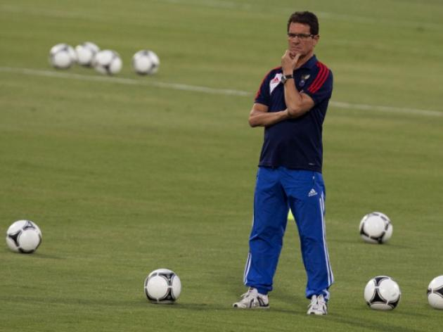 Capello plays down Chelsea link