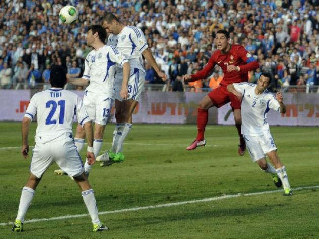 Portugal pinch a point while weather makes Russia wait