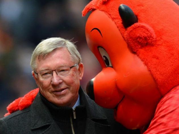 Ferguson handed UEFA fine and Nani banned