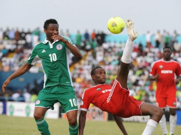 Nigeria snatch draw, Etoo bags brace