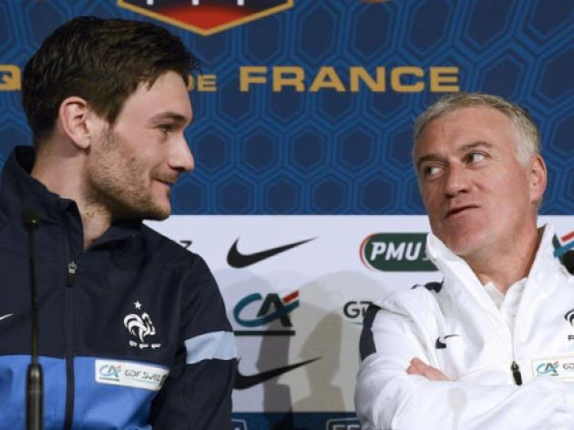 Spain face tough battle, says Deschamps