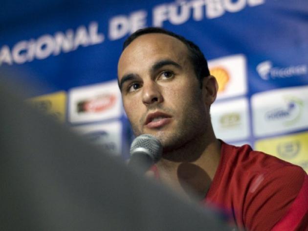 Donovan hopes to return to US national team